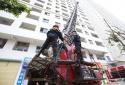 Hà Nội công khai danh sách loạt chung cư vi phạm phòng cháy, chữa cháy
