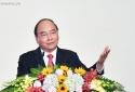 Thủ tướng dự lễ công bố điều chỉnh quy hoạch Khu kinh tế mở Chu Lai