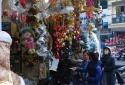 Hàng Mã mùa Giáng sinh: 'Kẻ mua người bán nhộn nhịp'