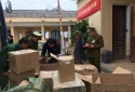 Nhập lậu cháo chè đậu đỏ Trung Quốc về Hà Nội tiêu thụ
