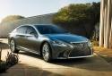Triệu hồi xe Lexus LS500, khắc phục lỗi có thể gây chết máy