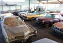 Phát hiện dàn xe cổ trị giá hàng chục tỷ đồng bị 'bỏ rơi' suốt nhiều năm