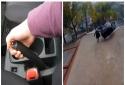 Quên kéo phanh tay ô tô gây hậu quả khủng khiếp, tài xế chớ mắc sai lầm
