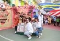 'Giao lưu văn hóa quốc tế và Giáo dục tâm lý' truyền cảm hứng cho sinh viên CĐ Công thương Việt Nam