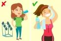 Thời điểm tránh uống nước quá nhiều vì có thể gây hại sức khỏe