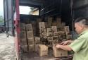 Thu giữ lượng lớn kem nhập lậu từ Trung Quốc về Việt Nam tiêu thụ