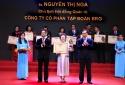 Chủ tịch Tập đoàn BRG được vinh danh 'Doanh nhân Việt Nam tiêu biểu'
