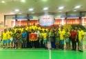 Giải thể thao chào mừng kỷ niệm 60 năm thành lập Bộ KH&CN thành công tốt đẹp