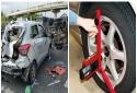 Ô tô bị nhao lái tuyệt đối không được chủ quan vì rất dễ gặp nạn