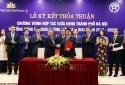 Hà Nội và Vietnam Airlines phối hợp tuyên truyền điểm đến du lịch Thủ đô