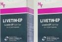 Đình chỉ lưu hành thuốc LivetinEP không đạt tiêu chuẩn chất lượng