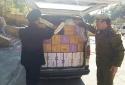 1.800 chai sữa chua không có hóa đơn nhập khẩu hợp pháp bị thu giữ