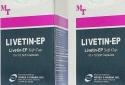 Bán thuốc Livetin-EP không đạt chất lượng, Dược phẩm Minh Tiến bị xử phạt