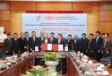 VNPOLY và SSFC ký hợp đồng sản xuất sợi DTY