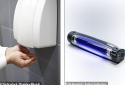 Máy sấy tay và đèn UV quảng cáo tiêu diệt được virut Covid-19?
