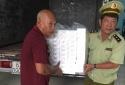 Nhập lậu lượng lớn thuốc lá 'ngụy trang' trong thùng giấy hiệu bánh Pía