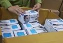 Thu giữ 800.000 khẩu trang y tế kém chất lượng có xuất xứ từ Trung Quốc