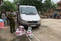 Nhập lậu kem bôi dưỡng da, xì dầu của Trung Quốc về Hưng Yên bán kiếm lời