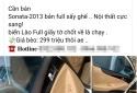 Rầm rộ rao bán ô tô biển Lào giá chỉ từ 200 triệu tại Việt Nam: Người dùng có nên mua?