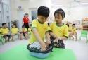 Hơn 1 triệu trẻ mẫu giáo và học sinh tiểu học Hà Nội được thụ hưởng sữa học đường