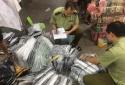 Gần 4.700 hàng giả, nhập lậu ở khu chợ Ninh Hiệp bị tịch thu