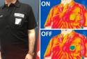 Kỳ lạ loại vải thông minh có khả năng thay đổi chức năng theo thời tiết