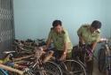 Tạm giữ 16 chiếc xe đạp thể thao tại An Giang