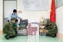Ngăn chặn hành vi nhập lậu thuốc lá khu vực biên giới