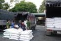 Bắt đoàn xe tải vận chuyển 39 tấn đường cát nhập lậu