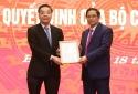 Bộ trưởng Bộ KH&CN Chu Ngọc Anh được phân công làm Phó Bí thư Thành ủy Hà Nội