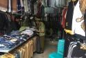 Chợ Giếng Vuông Lạng Sơn bày bán nhiều hàng hóa giả mạo nhãn hiệu