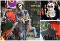 Hàng Mã ngập tràn hàng hóa dịp lễ Halloween