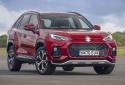 Ô tô Suzuki Across 2021 mang cốt Toyota RAV4 bản PHEV có gì đặc biệt