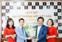 Công ty Việt Hàn ra mắt và ký kết Đại sứ thương hiệu
