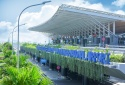 Đến sân bay Vân Đồn: 'Chill' hết nấc cùng không gian xanh như 'resort'