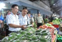 Dùng phương pháp test nhanh để kiểm tra chất lượng thực phẩm tại các chợ