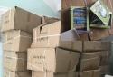 Phát hiện gần 2000 hộp kẹo dẻo không rõ nguồn gốc 'vô chủ'