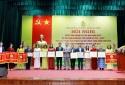 Công đoàn Dược phẩm Tâm Bình nhận Cờ thi đua của LĐLĐ thành phố Hà Nội
