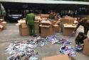 Liên tục phát hiện và thu giữ lượng lớn đồ chơi trẻ em nhập lậu
