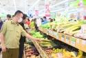 Các địa phương đồng loạt tổ chức kiểm tra an toàn thực phẩm trước Tết Nguyên đán