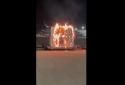 Lô hàng điện thoại Vivo cháy ngùn ngụt tại sân bay nghi một thiết bị có lỗi về pin