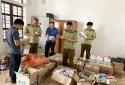 Lật tẩy thủ đoạn tinh vi buôn lậu hàng hóa, giả mạo xuất xứ Việt Nam