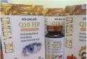 Viên sáng mắt Q10 HP nhập nhèm nguồn gốc, mạo danh bác sỹ Bệnh viện Mắt Trung ương lừa người tiêu dùng
