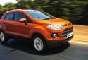 Dính lỗi hệ thống phanh, Ford Ecosport bị triệu hồi gấp