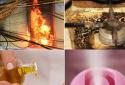 Những món đồ gia dụng quen thuộc trong nhà dễ gây cháy nổ