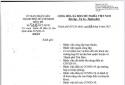 Vì sao Sở Y tế TP.HCM thu hồi khẩn văn bản nêu tên 2 loại thuốc điều trị COVID-19?