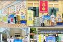 Vinamilk đẩy mạnh hành trình tiếp sức tuyến đầu giai đoạn cao điểm chống dịch tại 50 bệnh viện trên cả nước