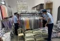 Liên tiếp bắt giữ quần áo, hàng dệt may không đảm bảo chất lượng