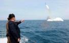 Trước nghi án ảnh giả, Triều Tiên công bố video thử tên lửa