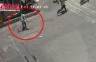 Hàng chục côn đồ táo tợn vác mã tấu, truy sát nhân viên bến xe Vinh